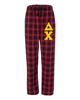 Delta Chi Pajamas Flannel Pant
