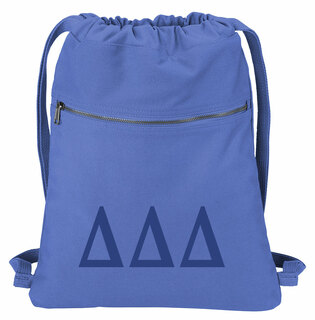 Delta Delta Delta Beach Wash Cinch Pack