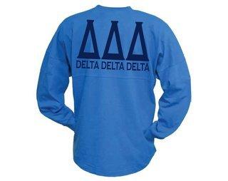 Delta Delta Delta Classic Jersey