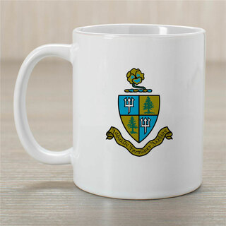 Delta Delta Delta Crest Coffee Mug