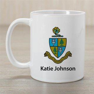 Delta Delta Delta Crest Coffee Mug - Personalized!