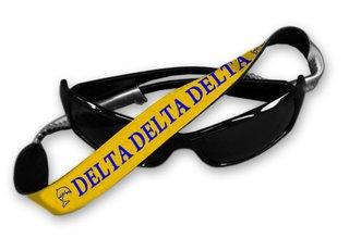 Delta Delta Delta Croakies