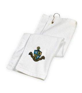 Delta Delta Delta Golf Towel