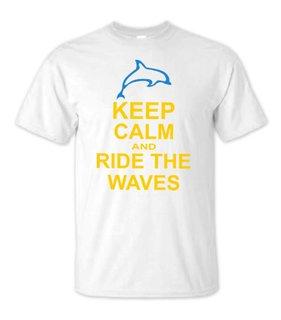 Delta Delta Delta Keep Calm T-Shirts