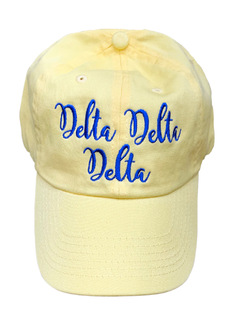 Delta Delta Delta Magnolia Skies Ball Cap