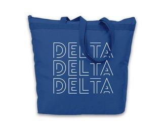 Delta Delta Delta Modera Tote