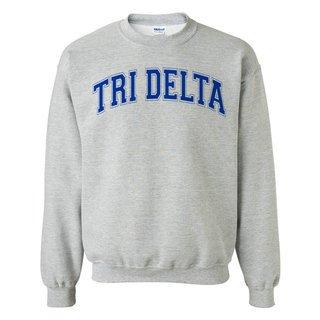 Delta Delta Delta Nickname College Crew