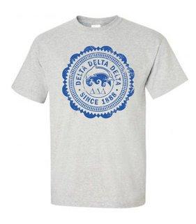 Delta Delta Delta Old Style Classic T-Shirt