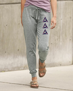 Delta Delta Delta Be All Stretch Terry Sorority Pants