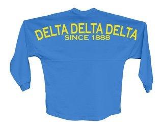 Delta Delta Delta Since Jersey