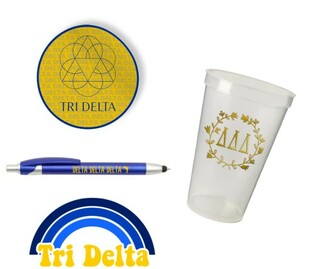 Delta Delta Delta Sorority For Starters Collection $9.99