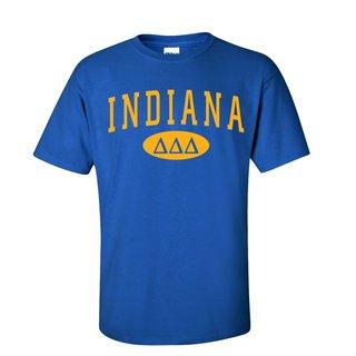 Delta Delta Delta State T-Shirts