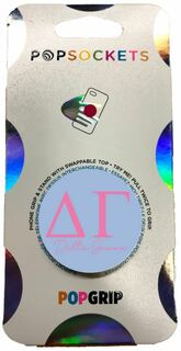Delta Gamma 2-Color PopSocket