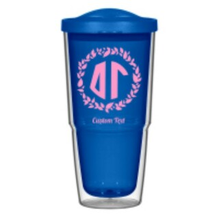 Delta Gamma 24oz Biggie Tumbler with Lid