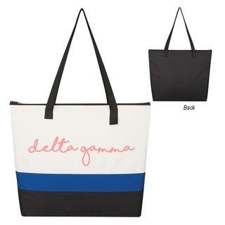 Delta Gamma Affinity Tote Bag