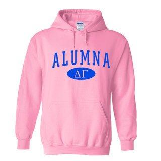 Delta Gamma Alumna Sweatshirt Hoodie