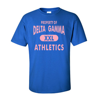 Delta Gamma Athletics T-Shirts
