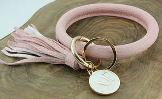 Delta Gamma Bangle Keychain