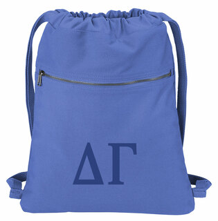 Delta Gamma Beach Wash Cinch Pack