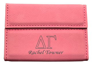 Delta Gamma Business Card Holder