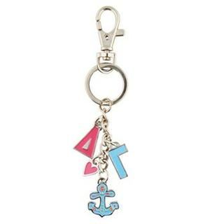 Delta Gamma Charm Key Chains