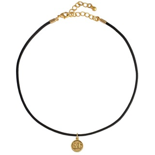 Delta Gamma Choker Necklace