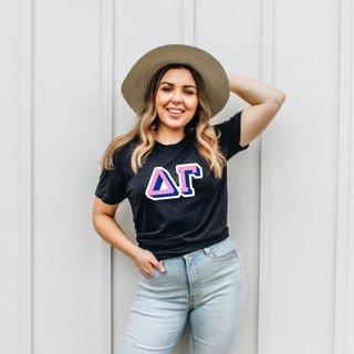 Delta Gamma City Greek T-Shirt