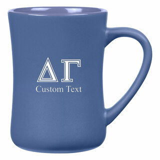 Delta Gamma Coffee House Mug