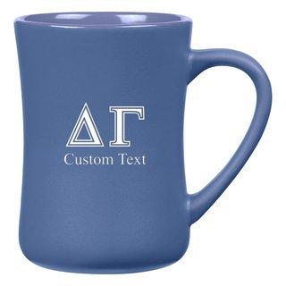Delta Gamma Coffee House Mug