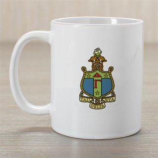 Delta Gamma Crest Coffee Mug