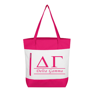 Delta Gamma New Game Day Tote