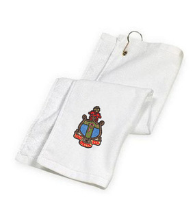 DISCOUNT-Delta Gamma Golf Towel