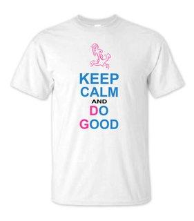 Delta Gamma Keep Calm T-Shirts