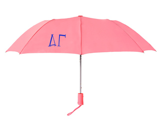 Delta Gamma Lettered Umbrella