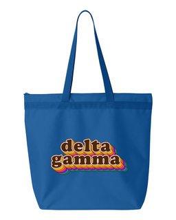 Delta Gamma Maya Tote Bag