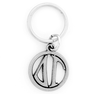 Delta Gamma Monogram Key chain