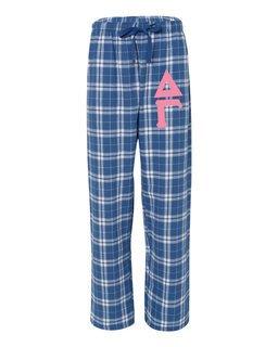 Delta Gamma Pajamas -  Flannel Plaid Pant