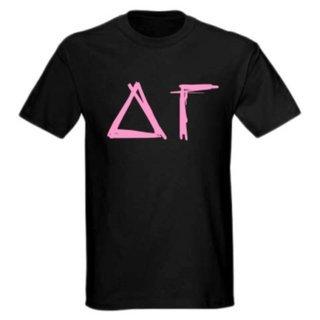 Delta Gamma Scribble Shirt