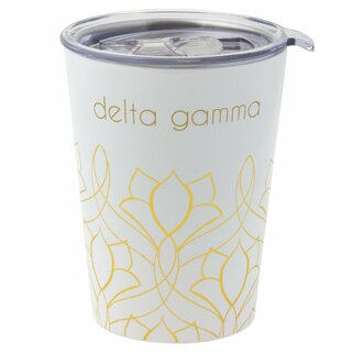 Delta Gamma Short Coffee Tumblers