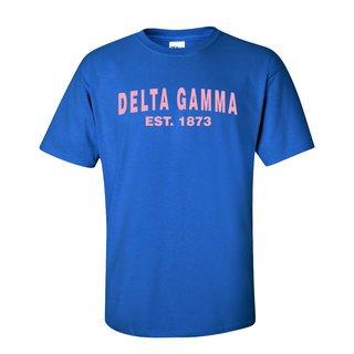 Delta Gamma Since Shirt