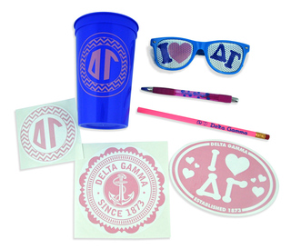 Delta Gamma Sister Set - Save 20%