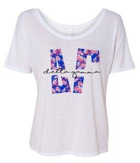 Delta Gamma Slouchy T-Shirt