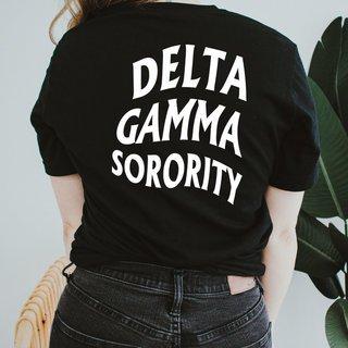 Delta Gamma Social Tee