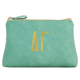 Delta Gamma Sorority Cosmetic Bag