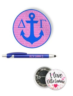 Delta Gamma Sorority Pack $5.99