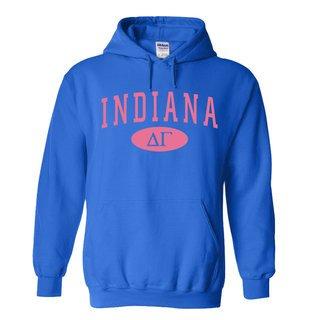 Delta Gamma State Sweatshirt