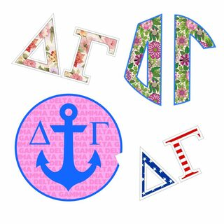 Delta Gamma Sticker Grab Bag