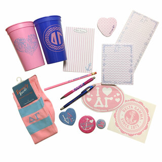 Delta Gamma Super Sister Set - $70 Value!