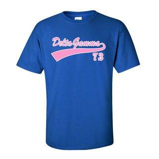 Delta Gamma Tail T-Shirts