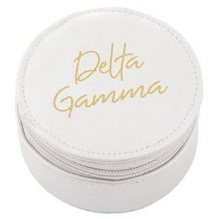 Delta Gamma Travel Round Case